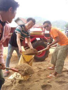 Phapeung Vorbereitungen 2